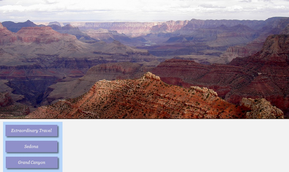 Conference Travel - extraordinary travel experiences in Grand Canyon